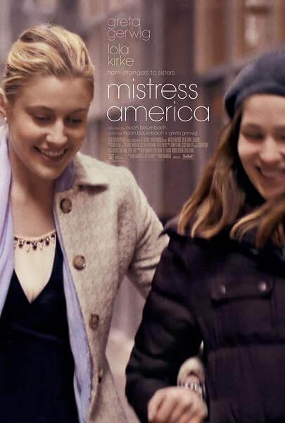 【电影】《美国情人.Mistress.America》BD720P|1080P高清中英双字
