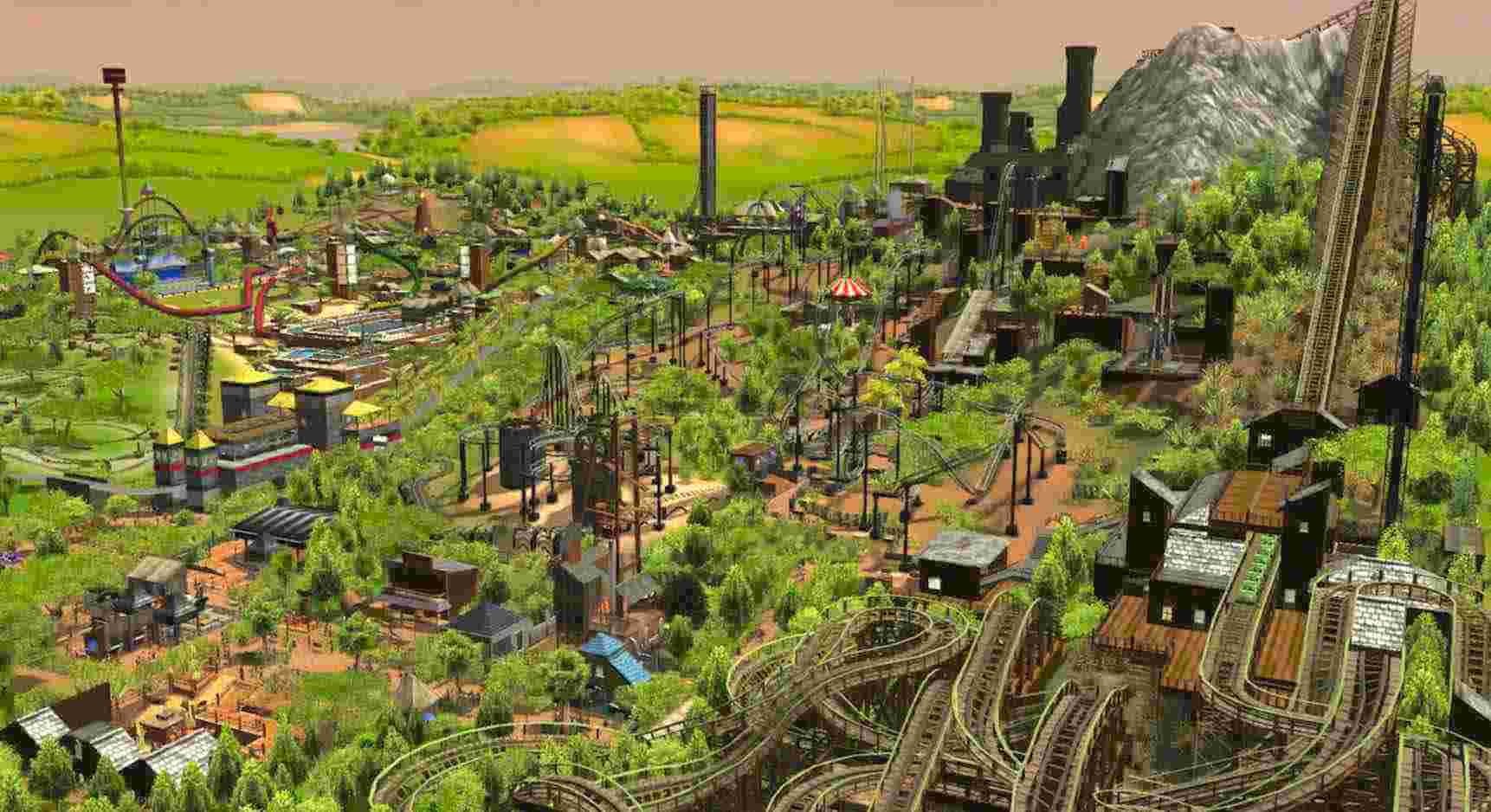 RollerCoasterTycoon3Complete Edition