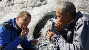 奥巴马-荒野求生