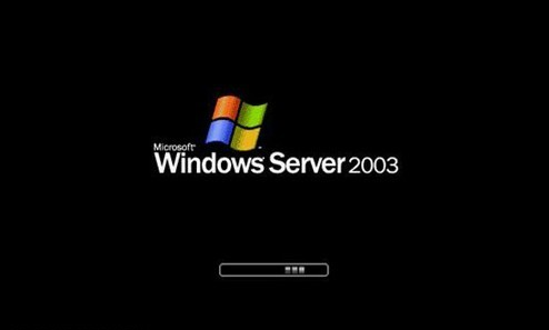 windows sever2003